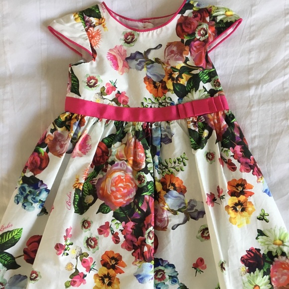 c6deff5d1 Baker by Ted Baker Other - NWOT Baker by Ted Baker baby dress